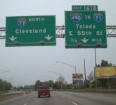 77 North To Cleveland