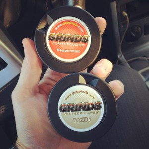 Peppermint & Vanilla - Grinds