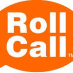 Roll Call For Friday April 3rd, 2015