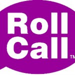 Roll Call For Monday May 11th, 2015