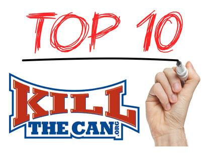 KillTheCan Top-10