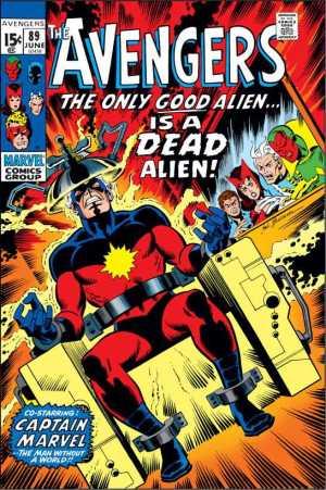 Avengers 89 - June 1971
