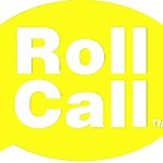 Roll Call For Sunday May 1st, 2016