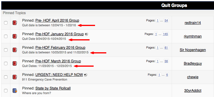 Find Your Quit Group