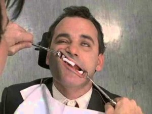 Bill Murray Dentist