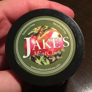 Jakes Mint Chew - Apple Spice Can