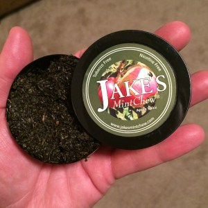 Jakes Mint Chew - Apple Spice Product