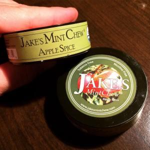 Jake's Mint Chew - Apple Spice