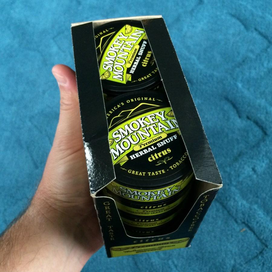 Smokey Mountain Citrus - 10 Can