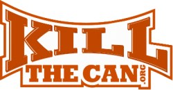 KillTheCan Orange Logo