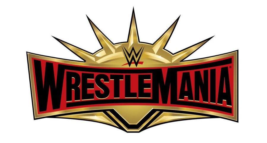 WrestleMania 35 Logo 2019