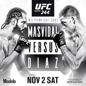 UFC 244 - 11.2.2019