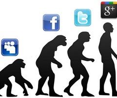 Evolution des médias sociaux