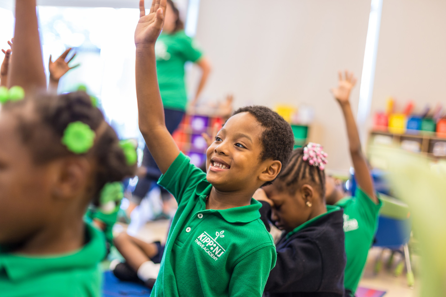 KIPP Military Families Feature Image THRIVE Academy