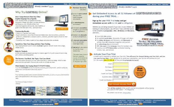 marketinglabs landing page optimization example