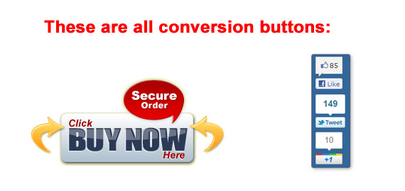 These are all conversion buttons