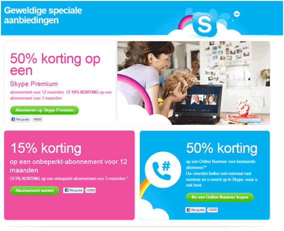 skype holland website
