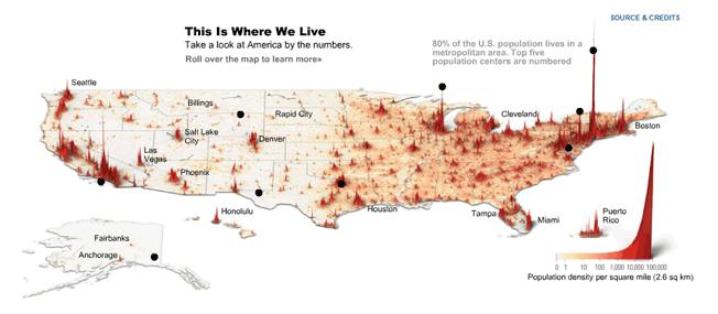 where america lives