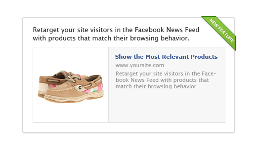 Facebook Newsfeed Ads