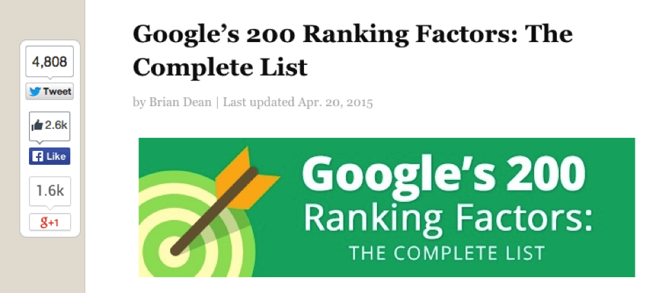 googles-200-ranking-factors