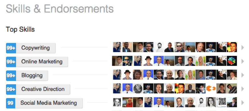 linkedin-skills-and-endorsements