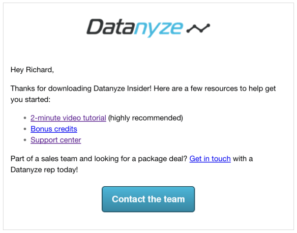 datanyze-insider-onboarding-email