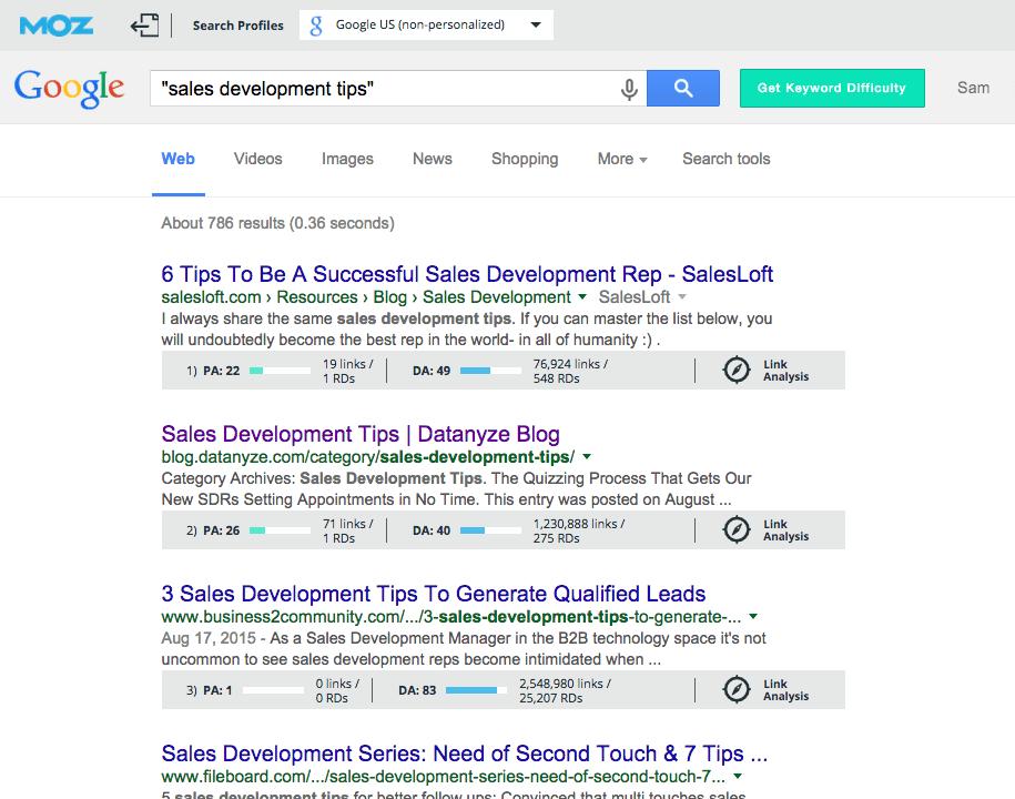 google-moz-domain-authority