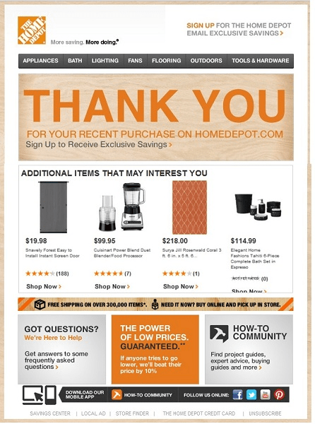 home-depot-thank-you-email