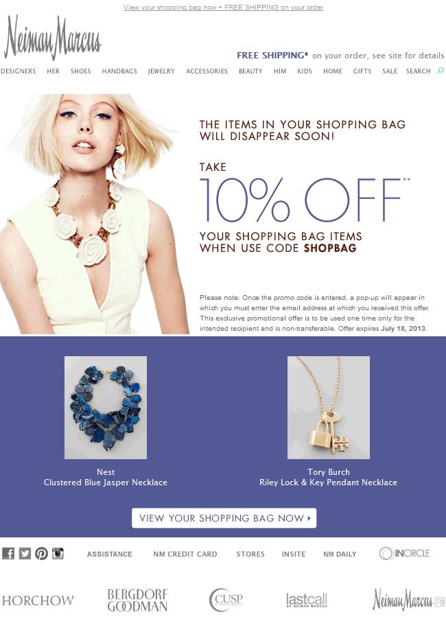 neiman-marcus-10-percent-off-email