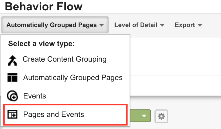 google-analytics-behavior-flow-settings