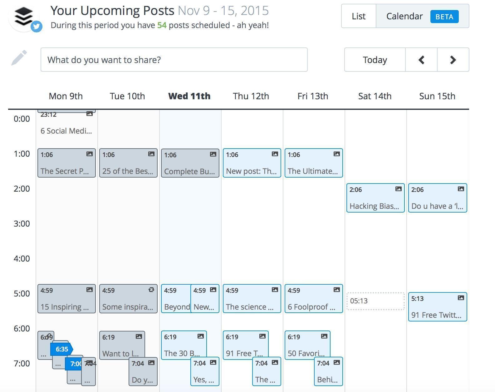 buffer-calendar-scheduling