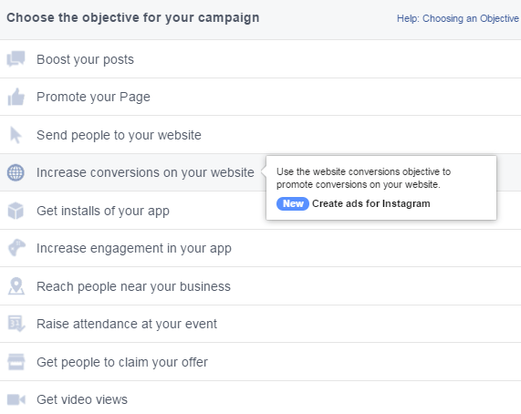 facebook-choose-campaign-objective