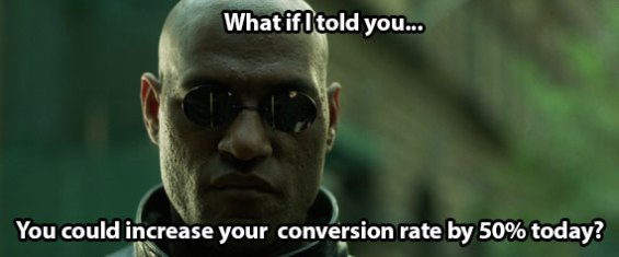 fifty-conversion-rate-one-day