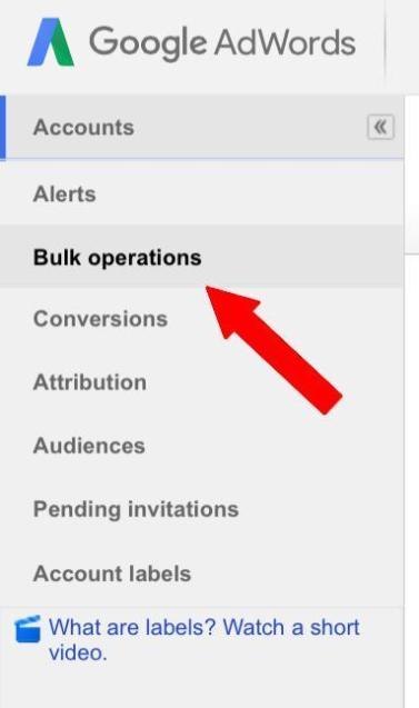 google-adwords-bulk-operations