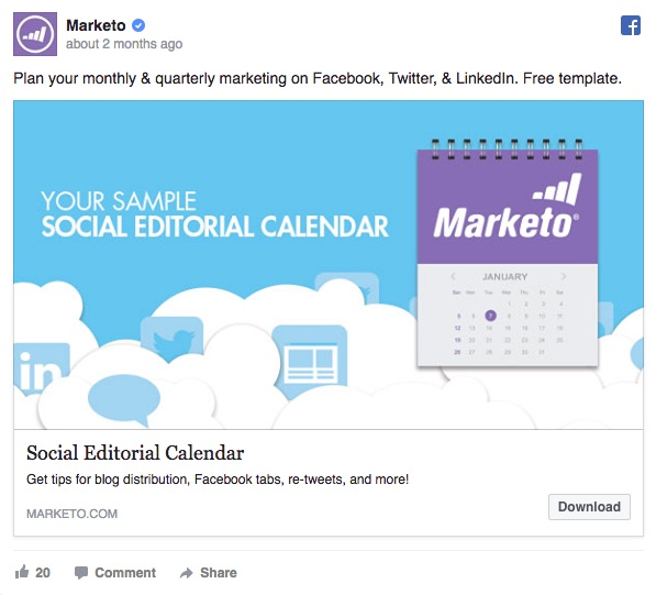 marketo-facebook-ad
