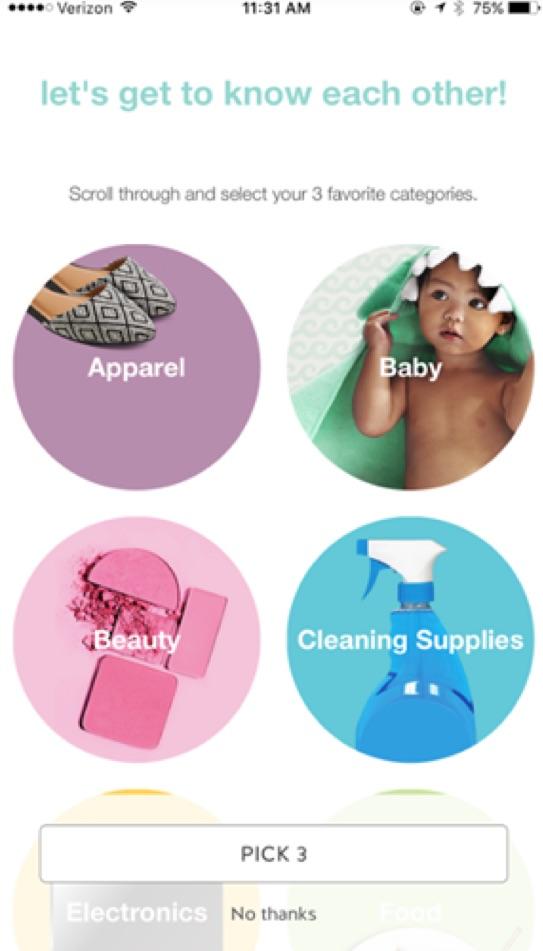 target-cartwheel-app-screenshot