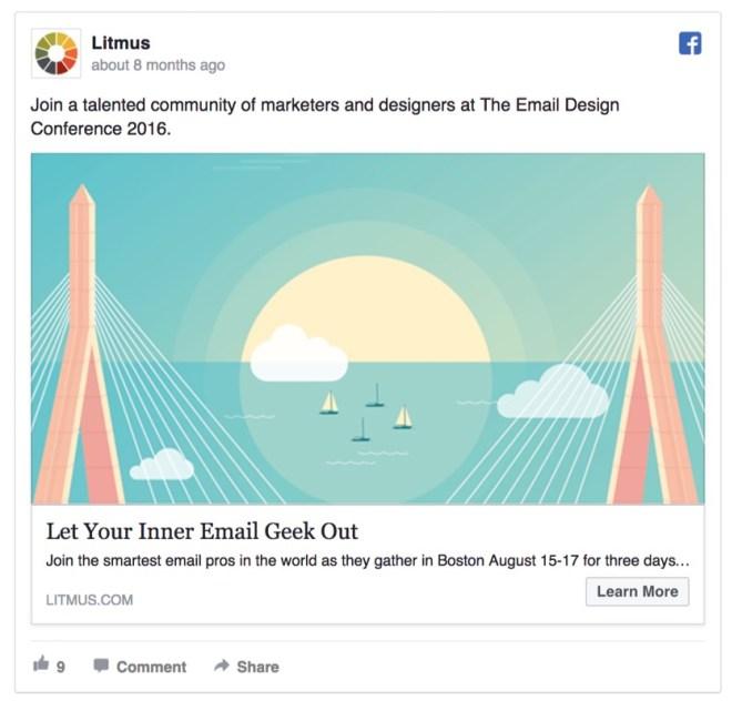 litmus-facebook-ad