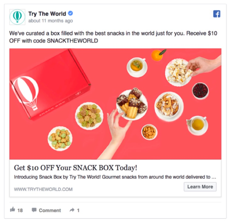 try-the-world-facebook-ad