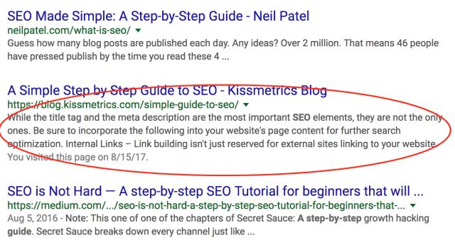 How to Write Meta Descriptions To Boost Your SEO  Good To SEO
