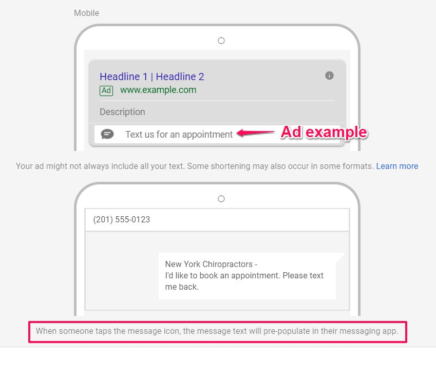 mobile ad example