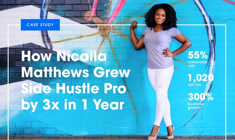 built side hustle case study