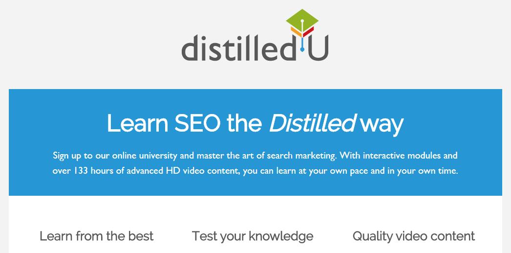 distilledu learn seo