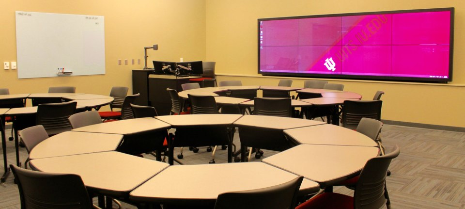 Indiana University Immersive Showcase Classroom - Kitcast Blog