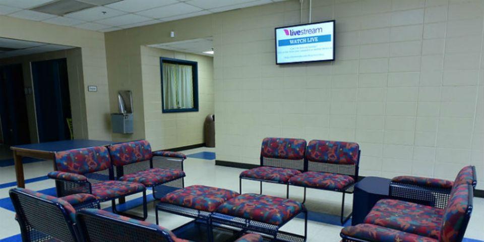 Digital signage network at First Baptist Greenville - Kitcast Blog