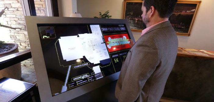 Digital signage for a casino: wayfinding at Suquamish Clearwater Casino Resort - Kitcast Blog
