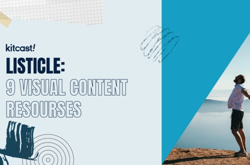 9 Visual Content Resources to Get Inspired by in Your Digital Signage - Kitcast Blog