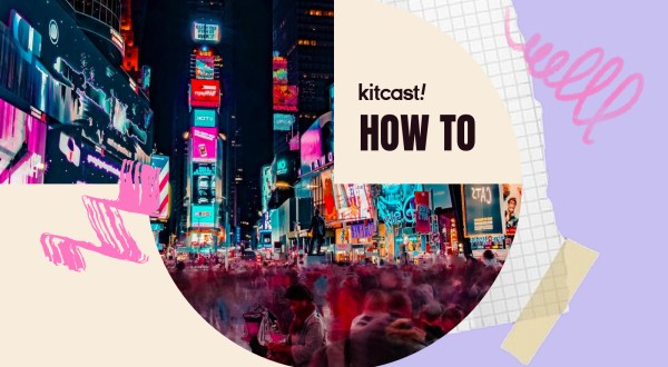 Smart Cities: Shaping the Infrastructure with Digital Signage - Kitcast Blog