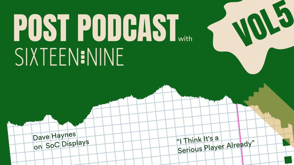 Post Podcast Dave Haynes - Vol 5 - Kitcast Blog