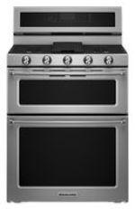 KitchenAid Double Oven Range