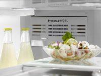 Refrigerator Interior with Preserva® Food Care System